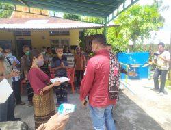 Menjaring Aspirasi Masyarakat, Angelus Wake Kako ( AWK ) Kunjungi Tiga Desa di Ende
