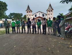 Junjung Toleransi Pemuda Ansor dan Banser Amankan Perayaan Paskah di Manggarai Barat