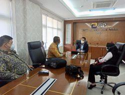 KPK Koordinasi dengan KPP Pratama Ende Dorong Tax Clearance dan NPWP Cabang