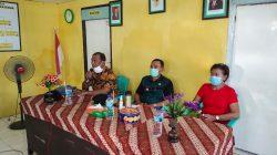 Bupati Ende Serahkan Bantuan Logistik bagi Warga Pulau Ende