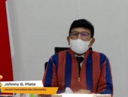 Menkominfo: Pandemi Pacu Humas Pemerintah Adaptasi Terapkan Kebiasaan Baru