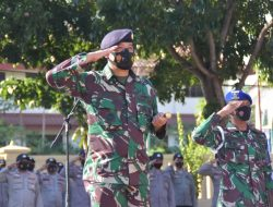 TNI-Polri Gelar Upacara Memperingati Hari Lahir Pancasila di Labuan Bajo