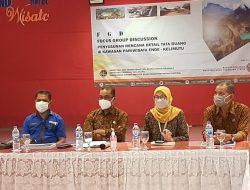Bupati Djafar Minta Tim Teknis Harus Bantu Tim Penyusunan RDTR dari Kementrian ATR/BPN