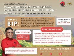 Bantuan Modal Usaha BIP Aspirasi untuk pelaku Ekonomi Krearif di Flores, Lembata, dan Alor