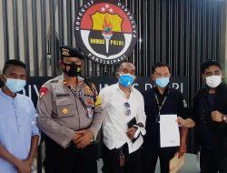 Aksi Awololong : Pihak Mabes Polri Bertemu Aliansi Rakyat Bersatu Lembata Jakarta