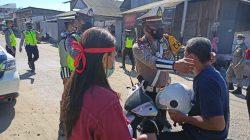 Polres Mabar Gandeng KMPK Kupang, Gelar Sosialisasi Penerapan PPKM