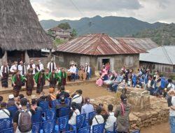 Belajar Pengelolaan Pariwisata, Tujuh Desa dari Sikka Studi Lapangan di Detusoko Barat