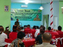 Wamen ATR/BPN Minta Dukungan Tua Adat