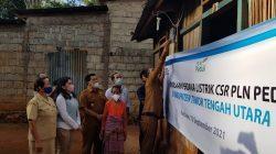 Kucurkan Rp 1,25 Miliar, PLN Gratiskan Biaya Sambung Listrik ke 1.373 Keluarga di Desa Terpencil NTT