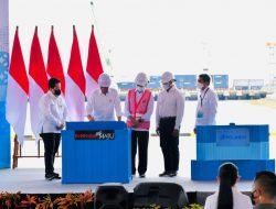 Presiden RI Resmikan Terminal Multipurpose di Pelabuhan Labuan Bajo